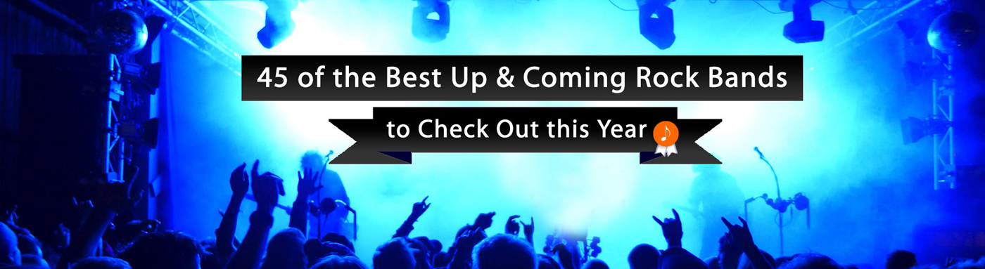Best New Rock Bands 2019 45 of the Best Up & Coming New Rock Bands in 2019