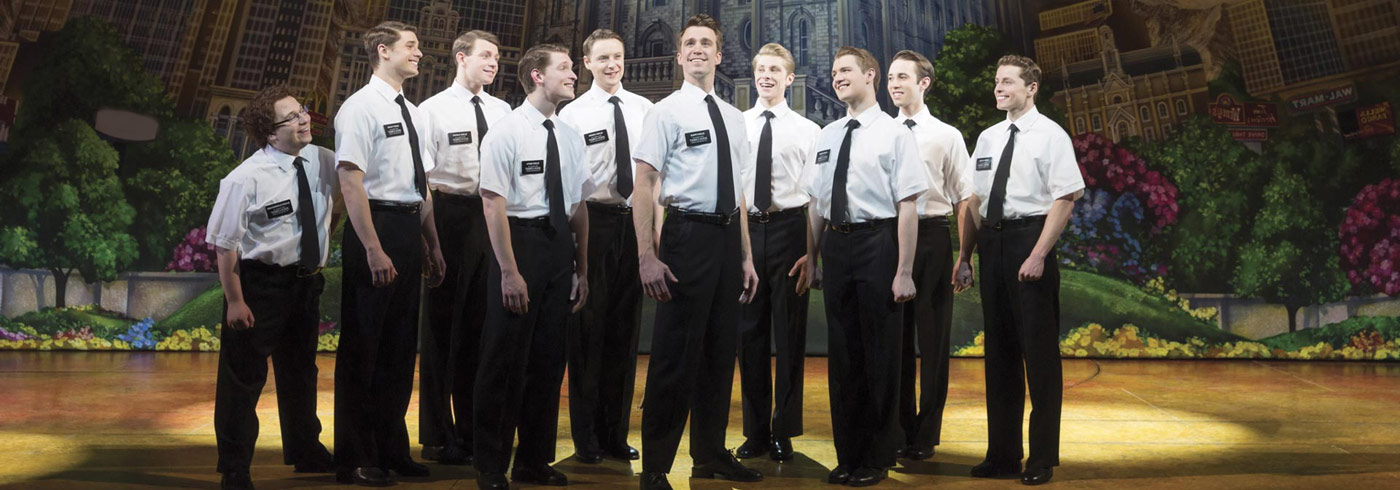 The Book Of Mormon Schenectady NY  Tickets