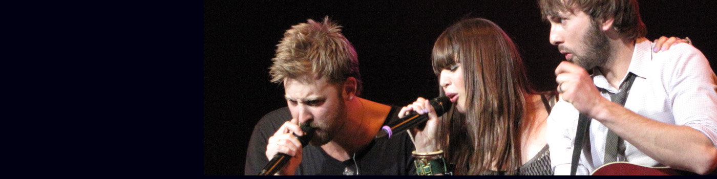 Lady Antebellum Saginaw MI July 12, 2019 Tickets