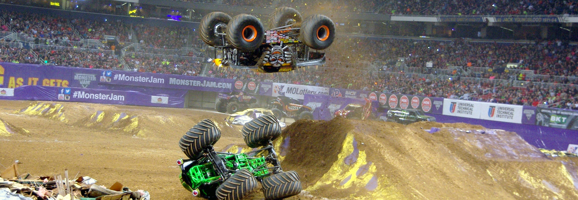 Monster Jam Tucson AZ  Tickets