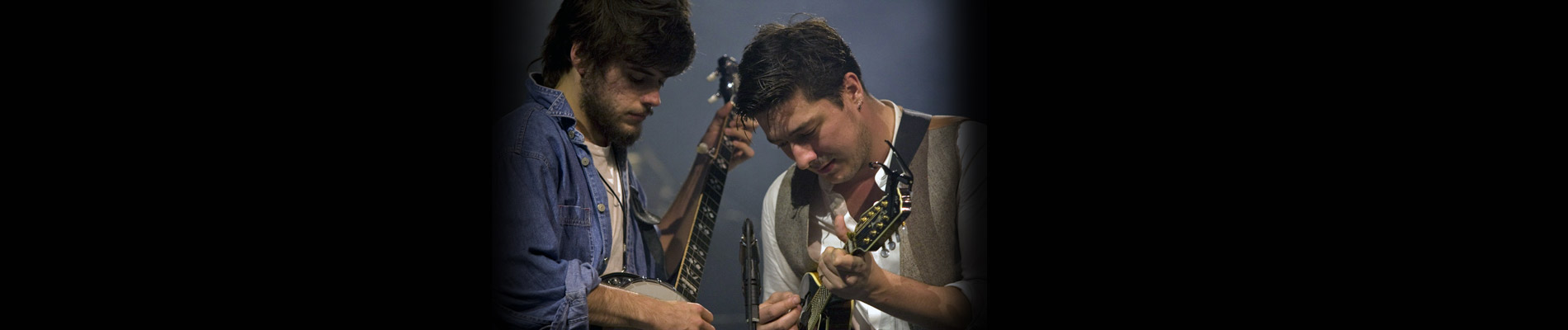 Mumford And Sons Live Concert Tickets