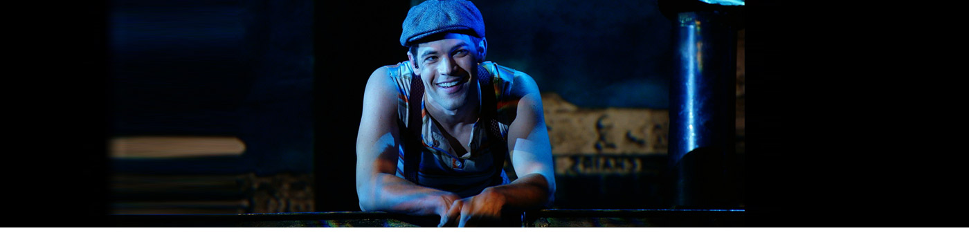 Newsies - the Musical Live Concert Tickets