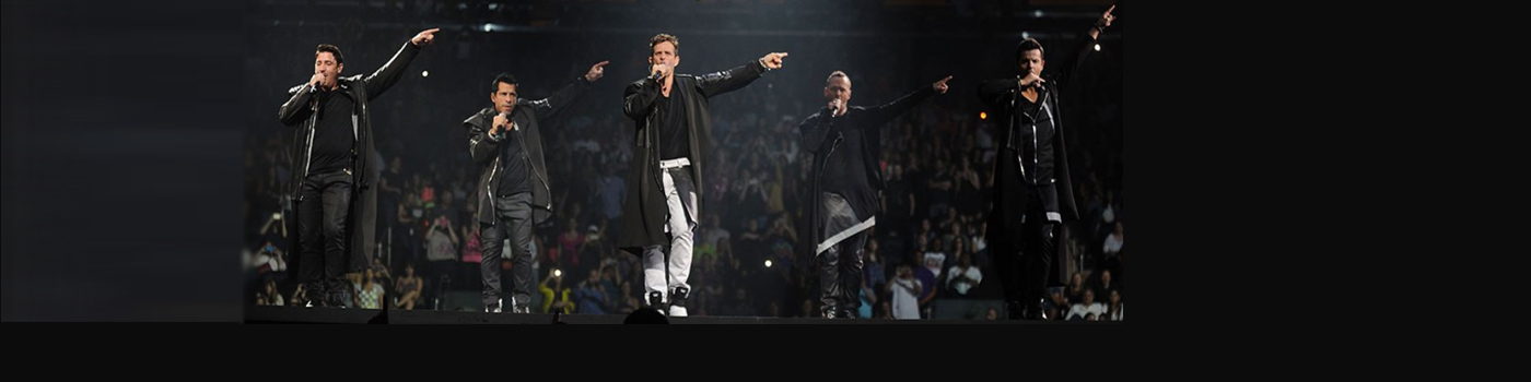 New Kids On The Block Cincinnati OH May 2, 2019 Tickets