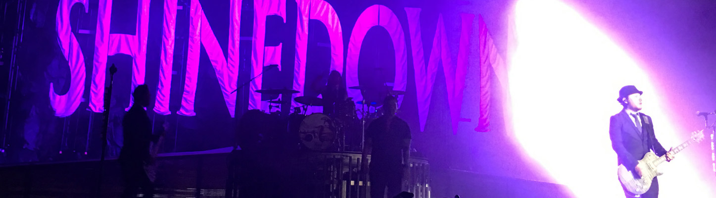 Shinedown Raleigh NC June 26, 2019 Tickets