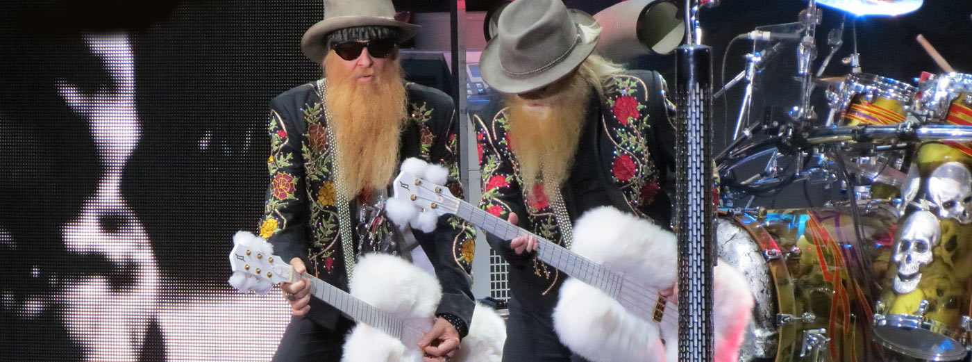 ZZ Top Dallas TX May 17, 2019 Tickets
